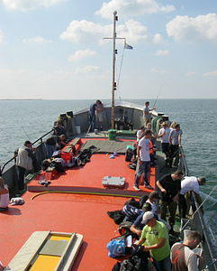 Angling on a fishing boat.JPG