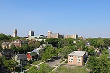 Ann Arbor, Michigan Skyline.JPG