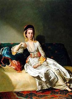 Anne Parsons Courtesan and political mistress