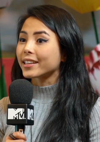 Anna Akana - Akana at VidCon Amsterdam in March 2018
