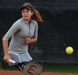 Anna Danilina Kazakhstani tennis player
