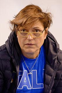 Annalisa Coltorti Italian foil fencer