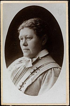 1856 in Norway - Anne Bolette Holsen