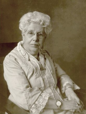 Madras Presidency - Annie Besant in 1922