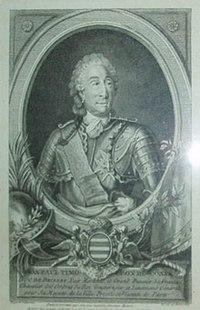 Anonymous engraving of Jean Paul Timoléon de Cossé, Duke of Brissac.jpg