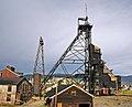Anselmo Mine headframe (Butte, Montana, USA) 2.jpg