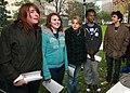 Anti-bullying rally in Lansing - October 2011 - 01.jpg