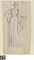 Antiek vrouwenbeeld, 1775 - 1830, Groeningemuseum, 0043294000.jpg