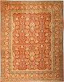 Antique tabriz carpet 430831.jpg