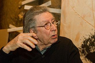 Antoni Tàpies - Tàpies in 2008