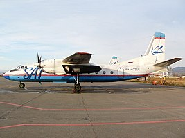 Antonov An-24RV, SAT Airlines AN0952988.jpg