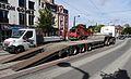 Anzin & Valenciennes - Travaux de raccordement des lignes A & B du tramway de Valenciennes à la Croix d'Anzin le 13 août 2013 (24).JPG