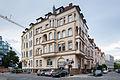 Apartment houses Maschstrasse 7 9 Aegidiendamm 7 8 9 Suedstadt Hannover Germany.jpg
