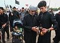 Arba'een pilgrimage's Walk on the Najaf-Karbala Route 021.jpg
