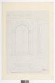 Arbetsritning, fastigheten nr 4 Hamngatan - Hallwylska museet - 101036.tif