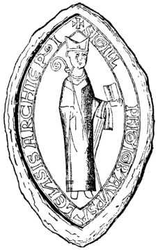 Archbishop Stefan Insignia