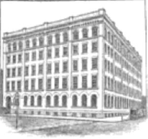 Archer & Pancoast Manufacturing Company - Image: Archer & Pancoast Manufacturing Company building 1