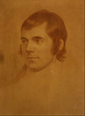 Archibald Skirving - Skirving's chalk drawing of Robert Burns was based on Alexander Nasmyth's famous portrait.