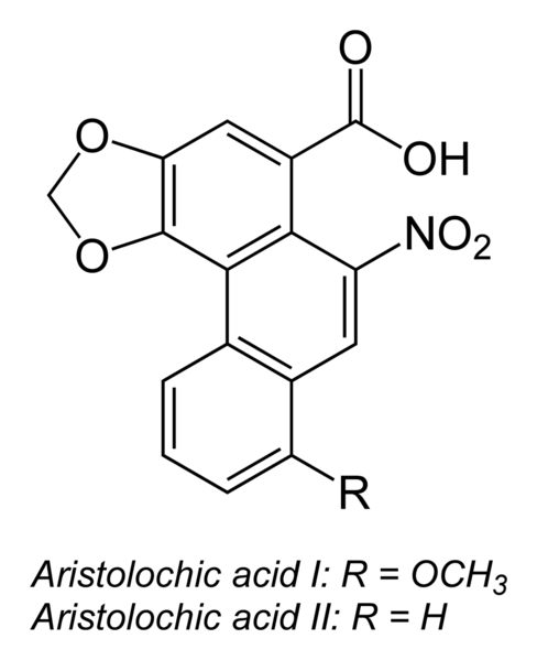 File:Aristolochic-acids-I-and-II-2D-skeletal.png