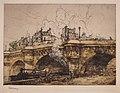 Armand Coussens - Paris- fishermen under the Pont Neuf - Coussens-98211.jpg