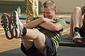 Army Reservist During Physical Training MOD 45156166.jpg