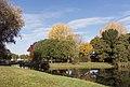 Arnhem-De Laar, houten brug bij Baakhovenstraat-kinderboerderij in herfstkleuren poging2 foto5 2016-10-29 11.51.jpg