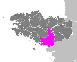 Arrondissement of Saint-Brieuc, Bretagne Map & Directions ...