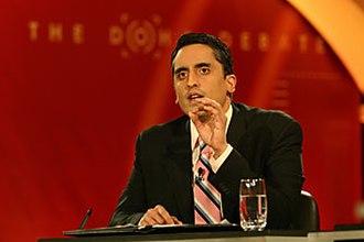 Arsalan Iftikhar - Arsalan Iftikhar on The Doha Debates on BBC World Television