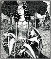 Arthur-Pyle The Lady Guinevere.JPG