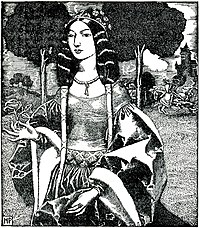 wife of bath lanval A summary of the wife of bath's prologue in geoffrey chaucer's the canterbury tales learn exactly what happened in this chapter, scene, or section of the canterbury tales and what it means perfect for acing essays, tests, and quizzes, as well as for writing lesson plans.