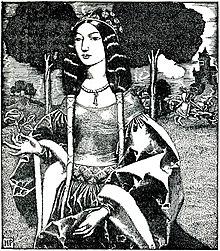 Arthur-Pyle The Lady Guinevere