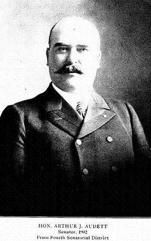 Arthur J. Audett