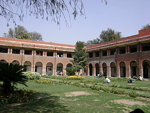 Jawaharlal Nehru University, Delhi - Arts Faculty of University of Delhi
