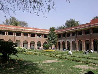 Jawaharlal Nehru University, Delhi - Arts Faculty of University of Delhi