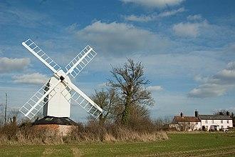 Ashdon - Image: Ashdon Windmill geograph.org.uk 1219346