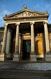 The Ashmolean is the oldest museum in Britain