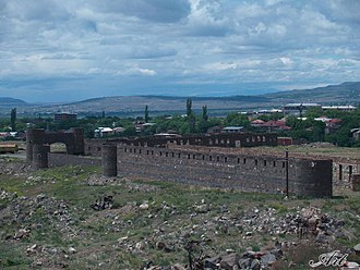 Ashtarak - The remains of Ashtarak Fortress