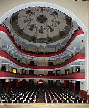 Asmara's Opera - Asmara's Opera interior