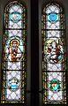 Assais-les-Jumeaux église Jumeaux vitraux choeur.JPG