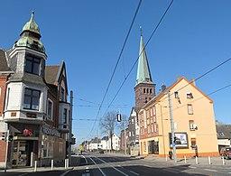 Asselner Hellweg in Dortmund