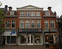 Assen - rijksmonument 468974 - Markt 17 20150602.jpg