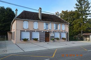 Assencières - The Town Hall