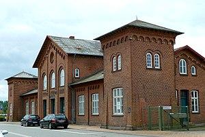 Assens station - Assens railway station
