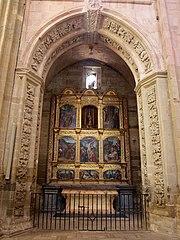 Retablo de San Miguel (catedral de Astorga)