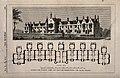 Asylum for Worthy and Decayed Freemasons, Croydon, England; Wellcome V0014827.jpg