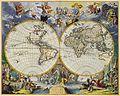 Atlas Van der Hagen-KW1049B10 002-NOVISSIMA TOTIUS TERRARUM ORBIS TABULA -Wereldkaart in 2 hemisferen.jpeg