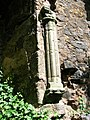 Auchans Castle fireplace detail.JPG
