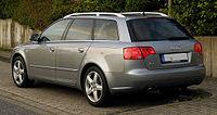 Audi A4 B7 Wikipedia