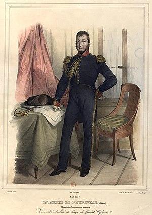 Pierre-François Audry de Puyraveau - Image: Audry de Puyraveau