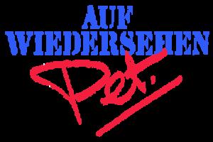 Auf Wiedersehen, Pet - Image: Auf Weidersehen Pet logo